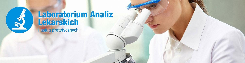 Laboratorium Analiz Lekarskich